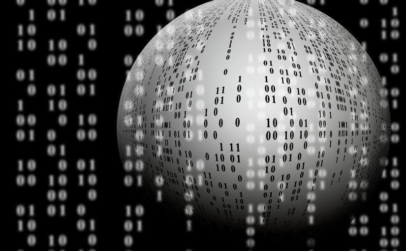 Interneto duomenų apdorojimas ir kiekis 21-mame amžiuje